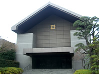 護国寺 桂昌殿